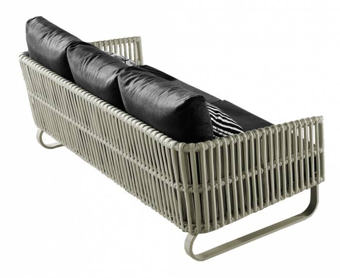 Apricot 3 Seater Sofa