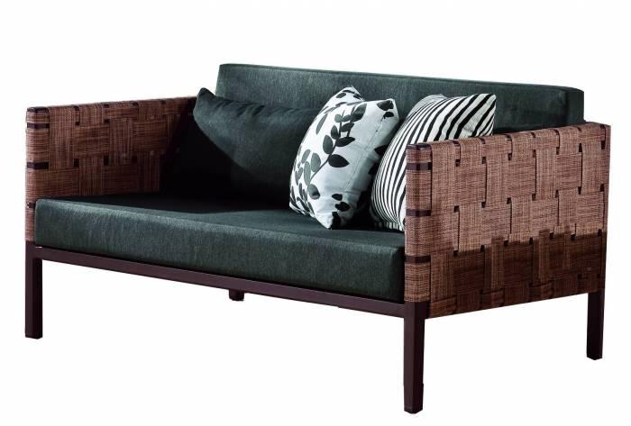 Asthina 2 Seater Sofa