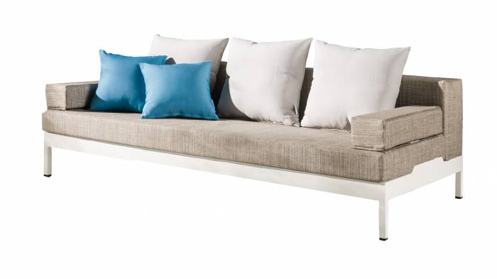 Barite Three Seater Sofa - Image 1