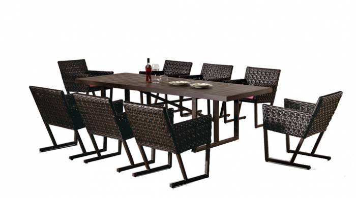 Cali Dining Set For Eight - Image 1