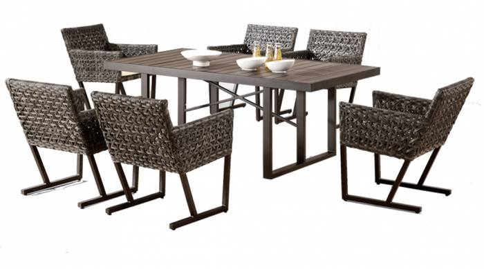 Cali Dining Set For Six
