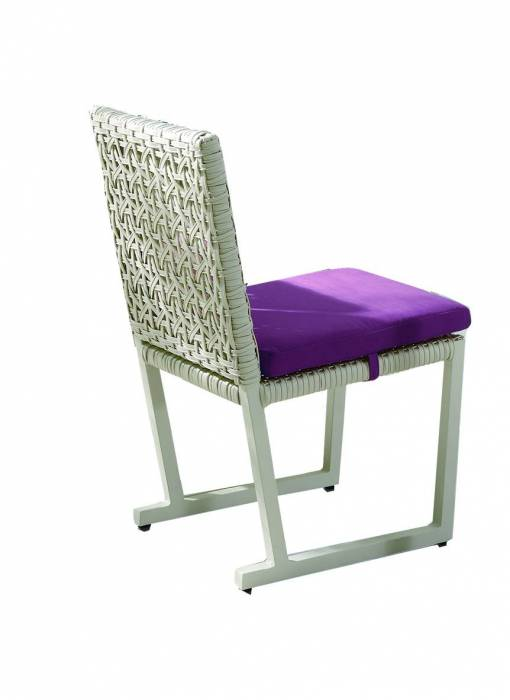 Cali Armless Dining Chair - Image 1