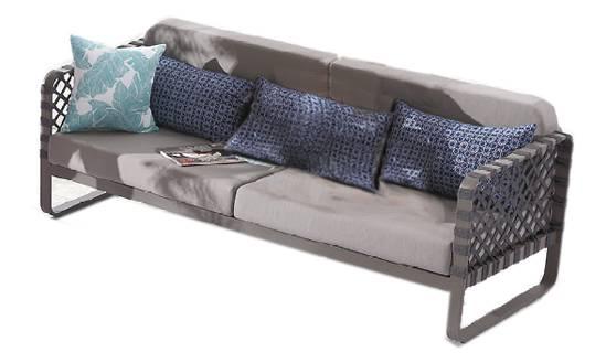 Dresdon 3-Seater Sofa