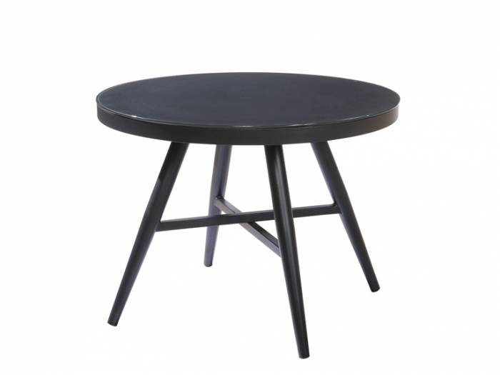 Evian Round Dining Table for 4