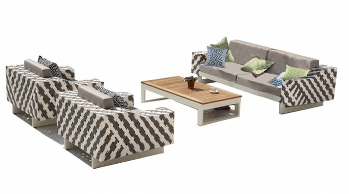Florence Seating Set for 5