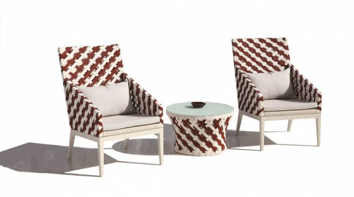 Florence Seating Set for 2