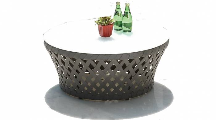 Florence Large Round Coffee Table