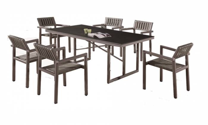 Garnet Dining Set For 6