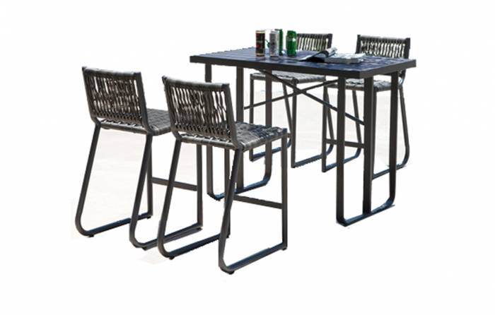 Haiti Bar Set for 4 - Image 1