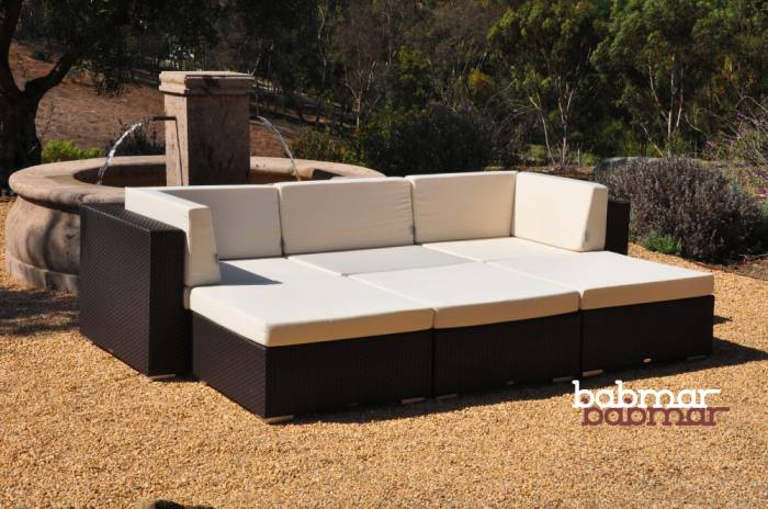 Babmar - Tuscano Sofa Set (Swing 46 Design) - QUICK SHIP - Image 1