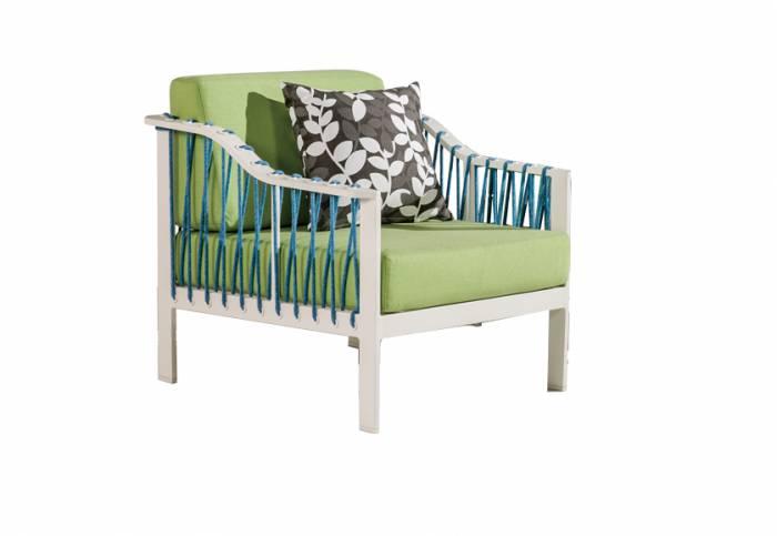 Hyacinth Club Chair - Image 1