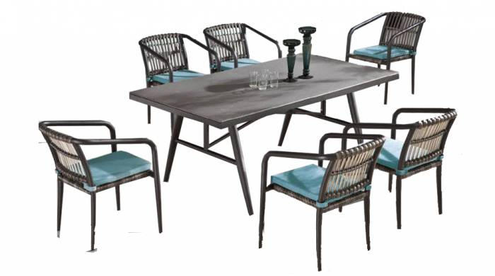 Kitaibela Dining Set For 6 - Image 1