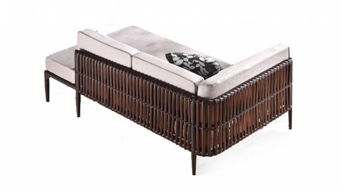 Kitaibela Sofa Chaise - Image 1