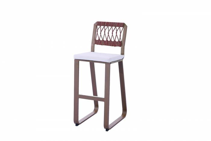 Seattle Armless Bar Stool