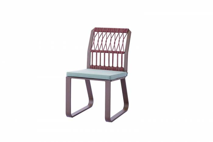 Seattle Armless Dining Chair - Image 1