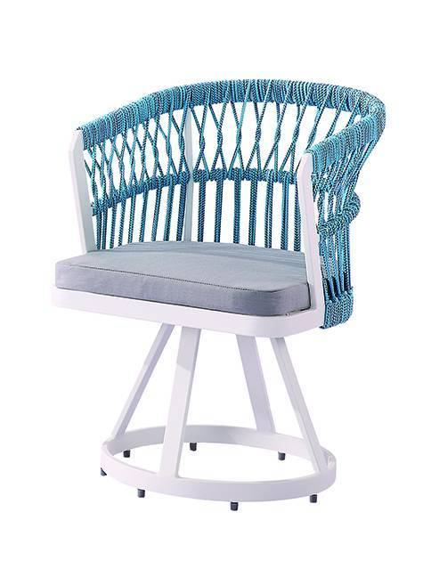 Babmar - Seattle Rounded Back Dining Chair - Image 1
