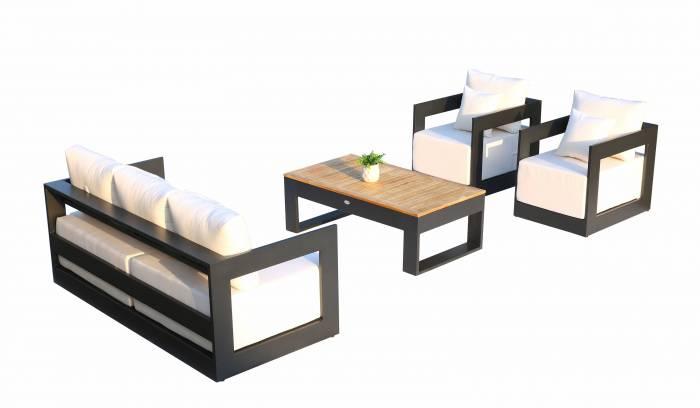 Babmar - Lusso Sofa Set - Image 1