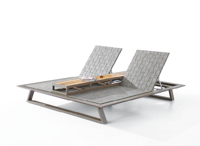 Luxe Double Chaise - Image 1