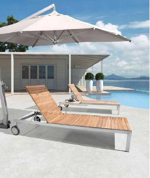 Babmar - Sunny Chaise Lounge