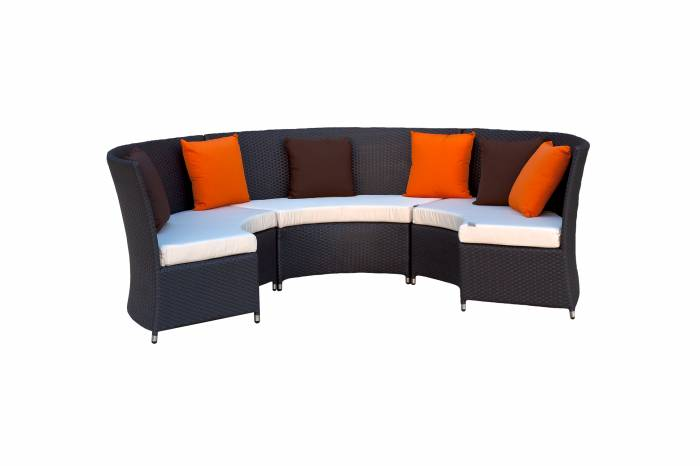 Rodondo Seating Set For Six - Image 1