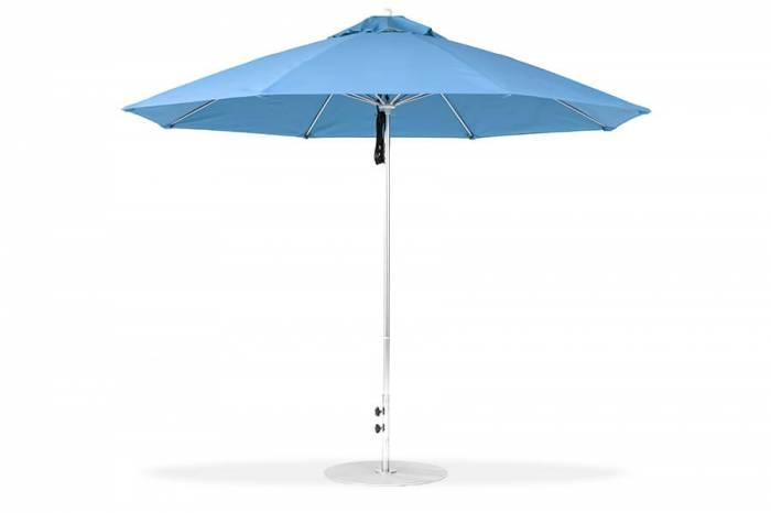 Babmar - Monterey Fiberglass Pulley-Lift Umbrella - Image 1
