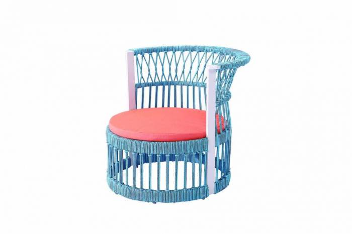 Babmar - Seattle Round Chair - Image 1