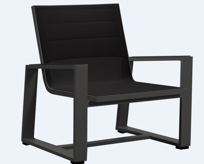 Mykonos Mesh Club Chair - Image 1