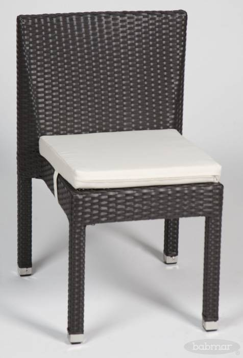 Babmar - Vita Armless Chair - Image 1