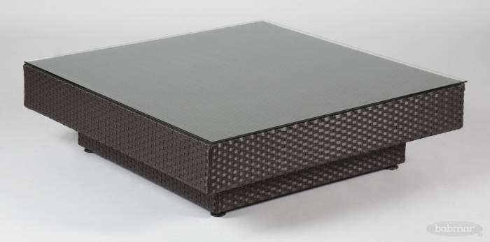 Babmar - Stylus Large Square Coffee Table