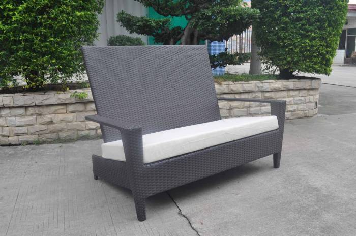 Martano Stackable Loveseat