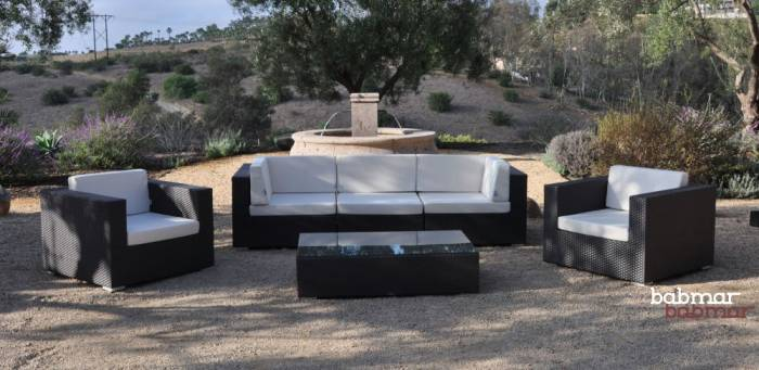 Babmar - Verano Modular Sofa Set    (Swing 46 Design)
