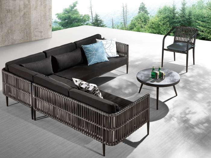 Kitaibela Sectional Set for 6