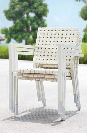 Sardinia Dining Chair with Arms