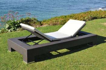 Babmar - Venzano Single Chaise Lounge - Image 2