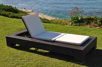 Venzano Single Chaise Lounge