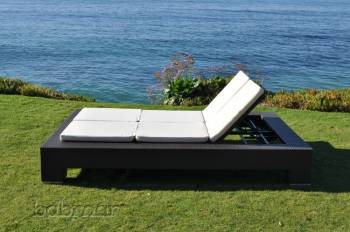 Venzano Double Chaise Lounge
