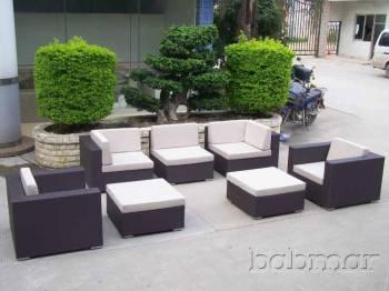 Babmar - Delfina 5 Seater Sofa Set (Swing 46 Design) - Image 2