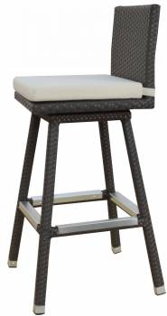 Vertigo Swivel Barstool without Arms