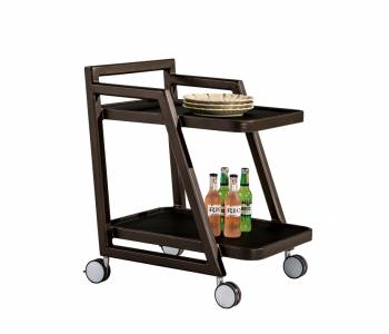 Accessories - Food and Drink Trolley - Amber Food and Drink Trolley