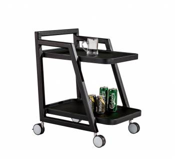 Amber Food and Drink Trolley - Image 2