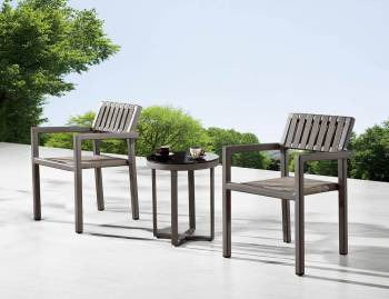 Package Deals - Outdoor Sofa & Seating Sets - Garnet Seating Set For 2