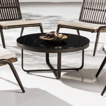Individual Pieces - Coffee Tables, Side Tables And Ottomans - Polo Round Coffee Table