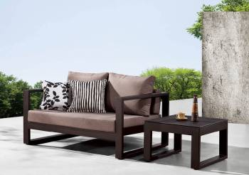 Package Deals - Outdoor Sofa & Seating Sets - Amber Loveseat