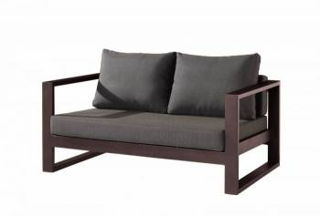 Outdoor Furniture Sets - Outdoor Sofa & Seating Sets - Amber Loveseat