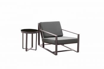 Amber Mila Lounge Sofa Chair