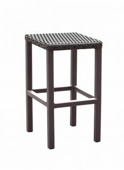 Individual Pieces - Barstools - Amber Backless Bar Stool