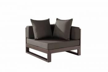 Amber Corner Chair
