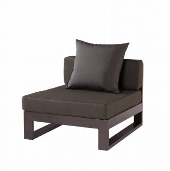 Shop By Collection - Amber Collection - Amber Middle Armless Chair