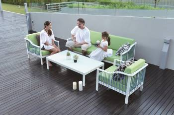 Outdoor Furniture Sets - Outdoor Sofa & Seating Sets - Hyacinth Sofa Set