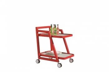 Accessories - Food and Drink Trolley - Hyacinth Food and Drink Trolley